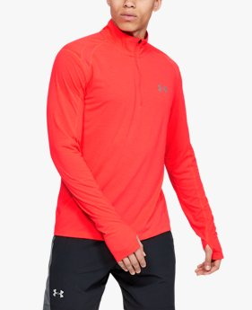 Men's UA Streaker ½ Zip